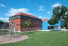 Die Musikschule Fürth fand auf dem Gelände der ehemaligen O'Darby -Kaserne ein neues Zuhause.
