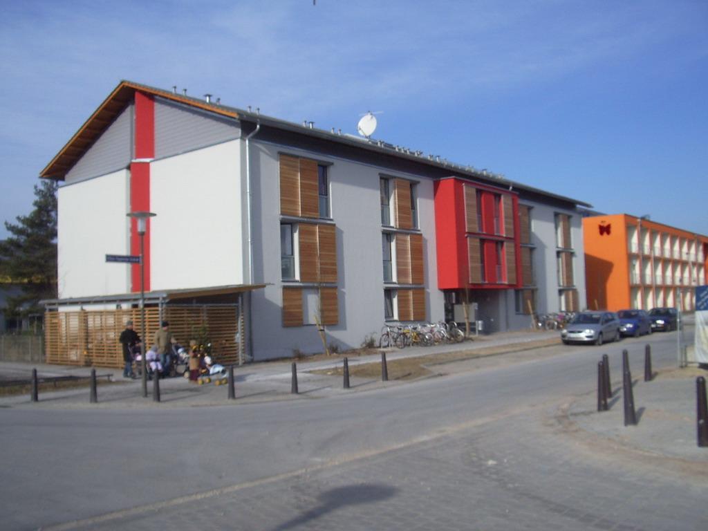 neubau studentenwohnheim r thelheimpark erlangen mauss bau. Black Bedroom Furniture Sets. Home Design Ideas